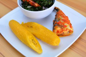 Sweetn'Spicee Boiled Plantain